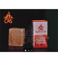 Block Shaped Himalayan Salt Lamp