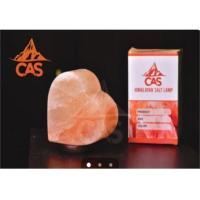 Heart Shaped Himalayan Salt Lamp
