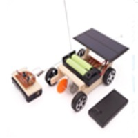 Solar Wireless Remote Control Vehicle