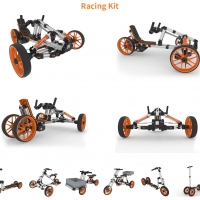 DIY Constructible Electric Rides Kit ( 10 in 1)