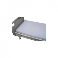 Hospital Bed Sheet White