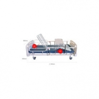 Medical Motor Operated Bed Two Motor