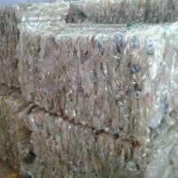 PET Clear Bottle Scrap In Bales