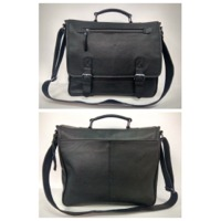 Leather Briefcase/portfolio Bag