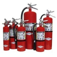 AMEREX ABC Dry Chemical Fire Extinguisher 30lb
