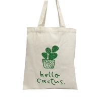 Cotton Bag With Strong Handle