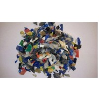 HDPE Extrusion Mix Post Consumer Scrap Regrind