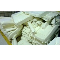 PU Foam From Automotive Industry