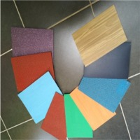 Rubber And PVC Sport Flooring
