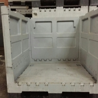 Plastic Collapsible Container Crate Arca Systems