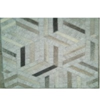 Leather Patch Rugs