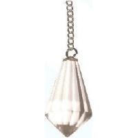Crystal 12 Sided Pendulum
