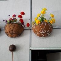 Coir Flower Pots