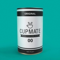 Cupmate Original Tea Stevia Leaf Black Tea