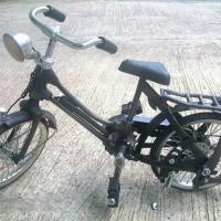 Miniature Bicycle Metal Material