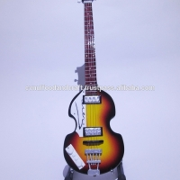 Art & Collectible Miniature Guitar Bass Hofner