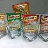 Energen Oat Milk And Cereal Drink Instant Sachet