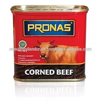 Corned Beef 340 g Canned Meat Pronas Regular