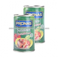 Canned Sardine Fish in Tomato Sauce 155g