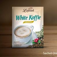 Luwak White Coffee Instant Coffee Powder