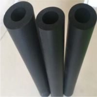 NBR/ PVC Rubber Plastic Foam Insulation Pipe