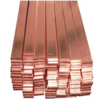 Copper Flat Bus Bar C11000 Copper Bar