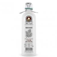 Organic Cedar Shampoo, White Agafia