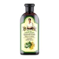 Hair Shampoo Honey And Linden For All Hair 350ml