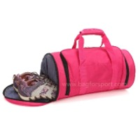 Sports Gym Bag with Shoes