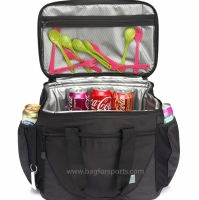 30-Can 23L Insulated Leakproof Picnic Lunch Bag