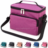 Reusable Insulated Cooler Lunch Bag