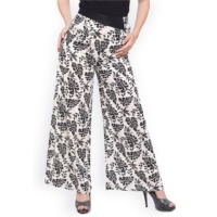 Elegore Women Loose Fit Palazzos