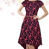 Printed Frocks-Ladies Dress