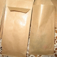 MG Ribbed Kraft Paper