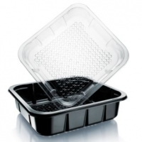 Antifog Pet Tray