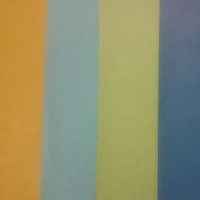 Fancy MG Color Ribbed Kraft Paper