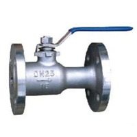 1 PC Flanged End Ball Valve