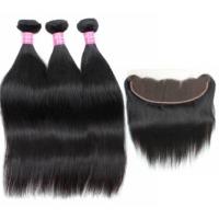 Brazilian Straight Hair 4 Pc