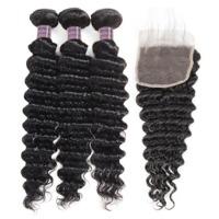 Brazilian Deep Wave Bundle Hair