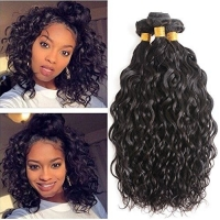 Body Wave 4 Bundles With Lace  Closure