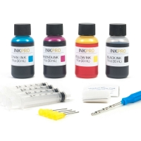 Inkpro Premium Combo Ink Refill Kit For Canon
