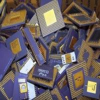 Ceramic Processor Scrap, Motherboard Scrap