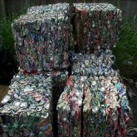 Aluminum UBC Scrap Used Beverage Can Scrap