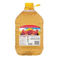100% Best Quality Refined Sunflower Oil