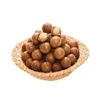 Dried Organic Macadamia Nuts