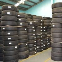 Grade A Top Quality Used Car Tires 12-20 Inch
