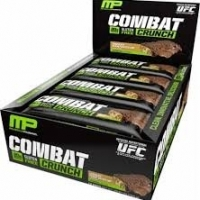 Combat Crunch Bars 12 Bars