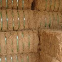 Coconut Fiber Bale