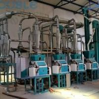 Dlwf20 Wheat Flour Milling Plant