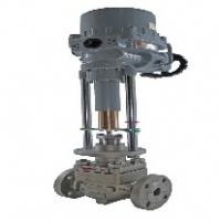 Electric Motor Globe Control Valve